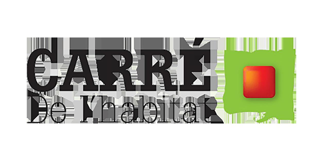 Logo CARRE DE L'HABITAT