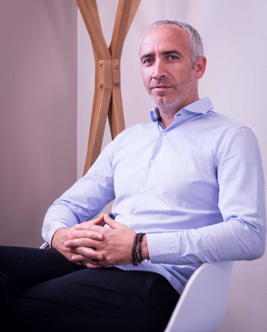 Johnathan Pretot,Directeur Général délégué Carré de l'Habitat